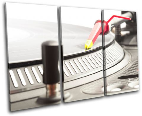 Decks Turntables DJ Club - 13-1477(00B)-TR32-LO